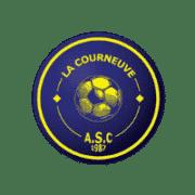 Logo LA COURNEUVE AS